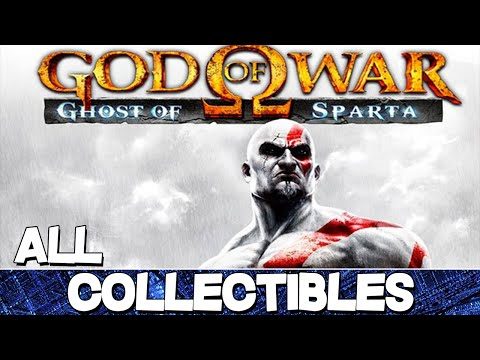 God of War: Ghost of Sparta | All Collectibles Guide [HD]