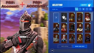 How to merge 2 fortnite accounts that are on the same platform!!!