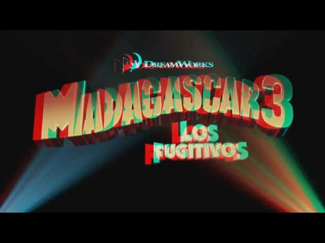 Trailer 2 Madagascar 3 HD 3D Latino Videos De Viajes