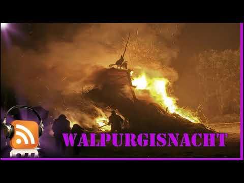 😈 Neues Horror Hörspiel 😈 Walpurgisnacht, Grusel Horror Hörspiel, Komplet Auf Deutsch NEU !