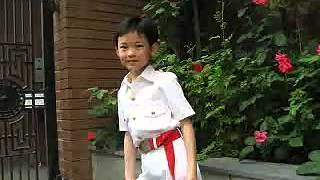 Chinese Music Boy Zhong Chenle Covered Michael Jackson's \