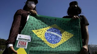 Пандемия охватила Латинскую Америку