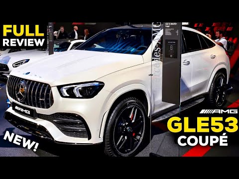 2020 MERCEDES AMG GLE 53 COUPÉ NEW FULL Review BETTER Than BMW X6?! MBUX Interior Exterior