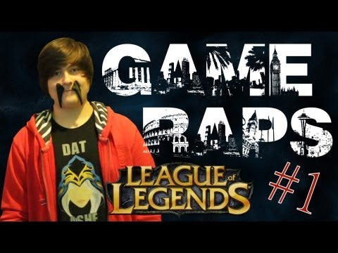 【GAME RAPS】League of Legends ft.Cake (Greek Song) #1