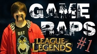 【GAME RAPS】 - League of Legends ft.Cake (Greek Song) #1