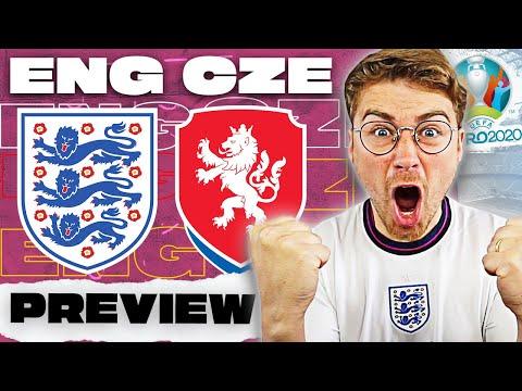 WE NEED A RESPONSE!   ENGLAND VS CZECH REPUBLIC PREVIEW