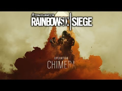 R6 SIEGE LiVE!😀OPERATION CHIMERA!☢️20:15 OUTBREAK ZOMBIE COOP!🧟