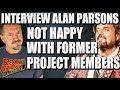 Capture de la vidéo Alan Parsons Is Not Happy With Some Ex Project Bandmates