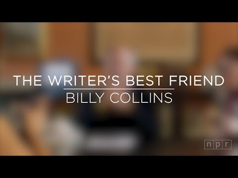 Billy Collins On Writing Poetry No One Sees