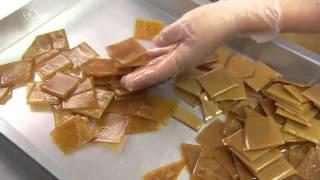 How It's Made  English Toffee - Discovery Channel Science