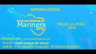 | Marinera Norteña | Como la Flor del Texao | Oficial 2015