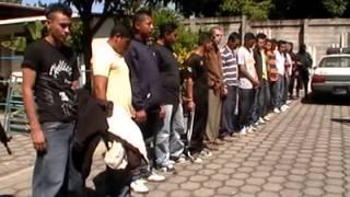 18 supuestos pandilleros fueron detenidos en Apopa