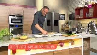 Wiener Klassiker: Alt-Wiener Suppentopf, Wiener Schnitzel, Zwiebelrostbraten und Dessert