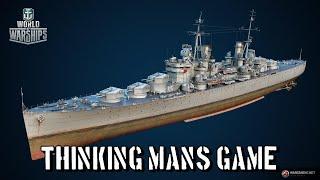 World of Warships - Thinking Mans Game