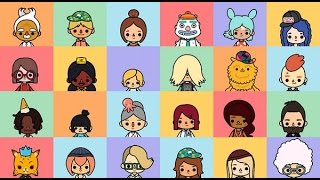 Toca Life: City Part 3 with new theater! - Ellie - Best iPad app demo for kids