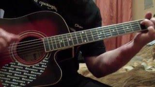Сектор Газа-Опять сегодня(fingerstyle guitar cover)