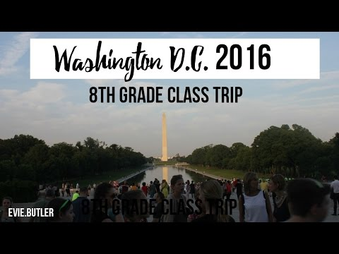 Washington D.C., 2016 (CLASS TRIP)