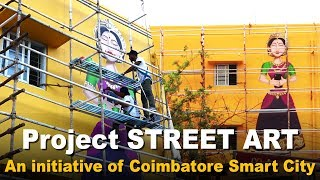 Project 'Street Art' adds more vibrance and life to the City walls thumbnail