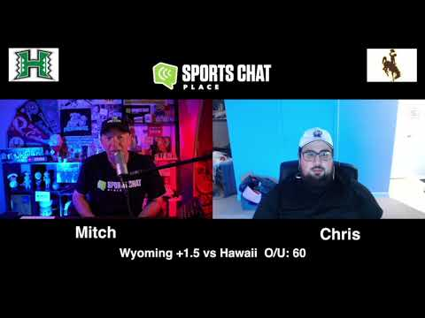 Hawaii at Wyoming College Football Picks & Prediction Friday 10/30/20 Sports Chat Place