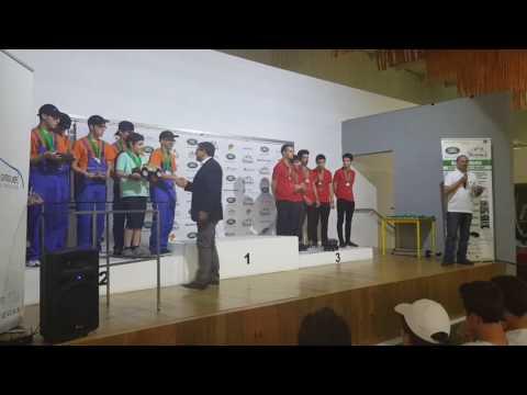 K-EVO Campeões Nacionais 2017 4x4 in Schools PORTUGAL