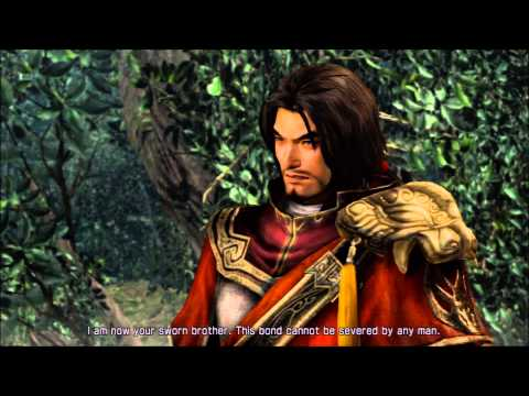 Dynasty Warriors 8; Empires, Lu Meng, All Cutscenes