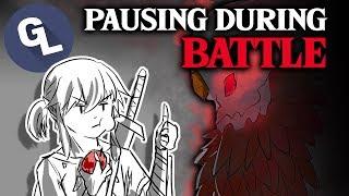 Pausing During Battle thumbnail