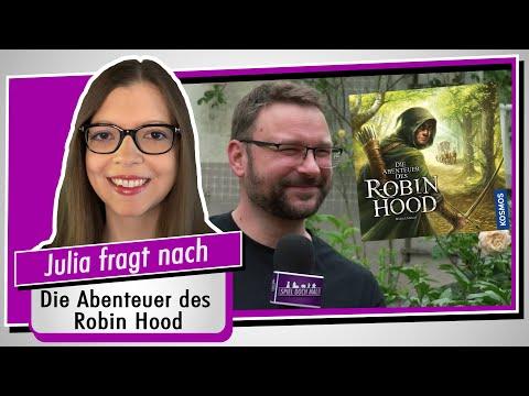 Im Interview: Michael Menzel (Die Abenteuer des Robin Hood / Kosmos) - Spiel doch mal!