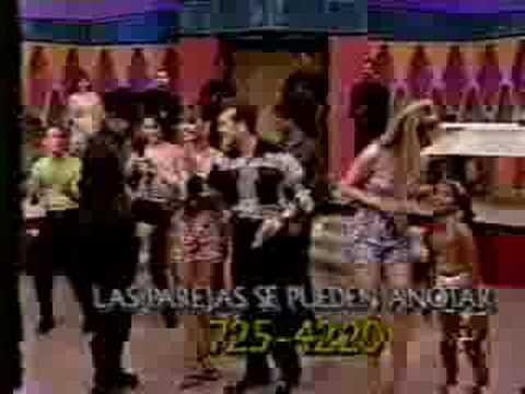 Hello WAPA Bonny Cepeda  Merengue Contest