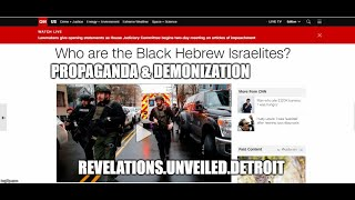 """BLACK"" Hebrew Israelites. #BHI:  WHO & What????"
