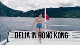 Delia in Hong Kong | Recap