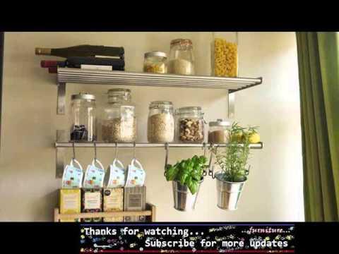 kitchen wall shelving ideas - Kitchen Wall Shelving Ideas