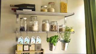 Kitchen Wall Shelving Ideas