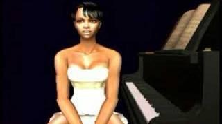 Take A Bow - Rihanna - Sims 2 Version