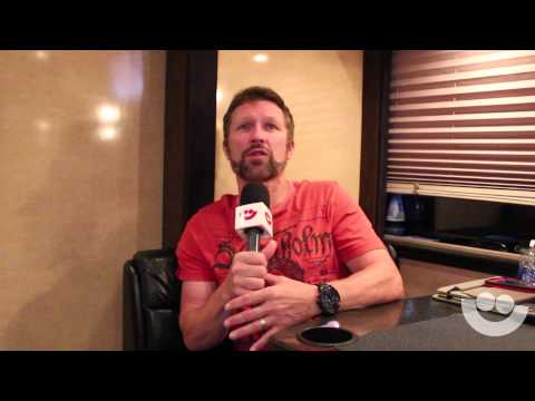 Backstage with Craig Morgan | #SFLive Interview