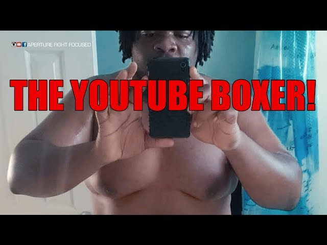 Whoah! A YouTube Boxer Steps in the Ring!