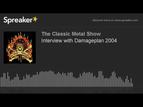 Interview with Damageplan 2004