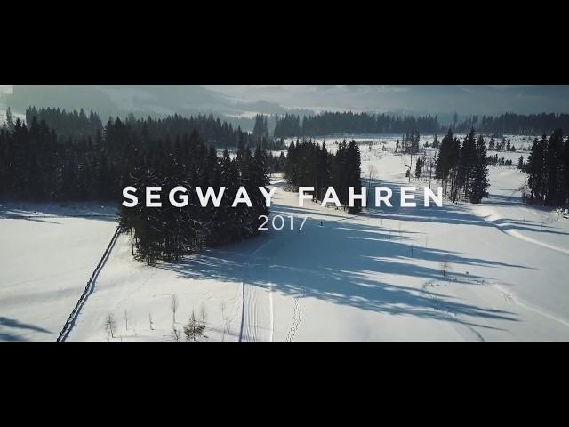Der Film von Alpenvorland Segtrails 2017 - Segway fahren an den schönsten Orten