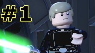 LEGO Star Wars: The Force Awakens Walkthrough - Part 1 (The Battle of Endor)
