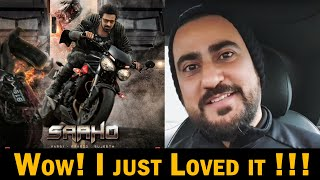 SAAHO TEASER Reaction Prabhas Shraddha Kapoor Review IAmFawad