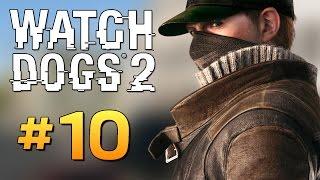 Watch Dogs 2 - ЭЙДЕН ПИРС (ПАСХАЛКА) #10