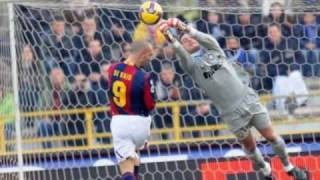 Julio Cesar the best goalkeeper
