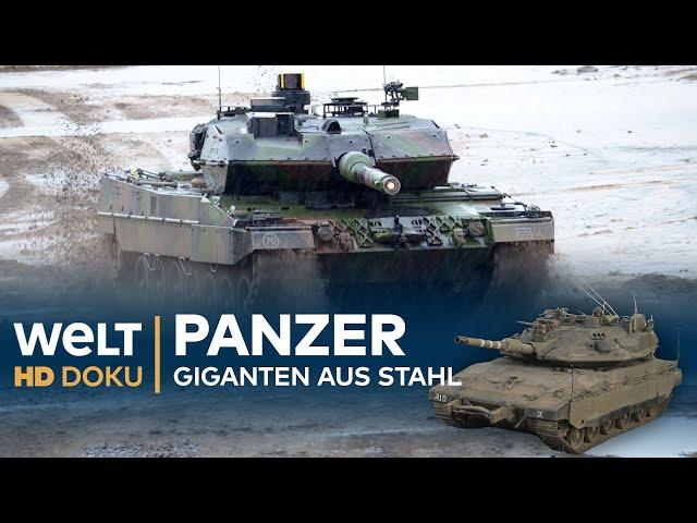 PANZER - Giganten aus Stahl | HD Doku