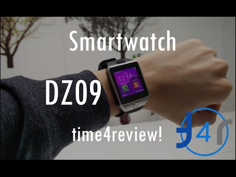 Smartwatch DZ09 Review ESPAÑOL