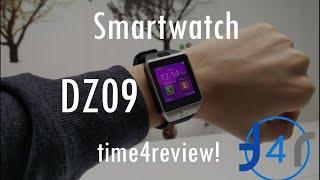 Smartwatch DZ09 Review ESPAÑOL