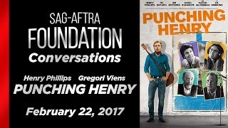 Conversations with PUNCHING HENRY