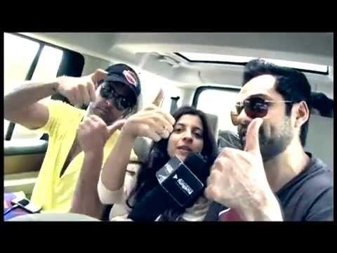 Hrithik, Farhan, Abhay & Zoya on Road Trip - Exclusive Interview