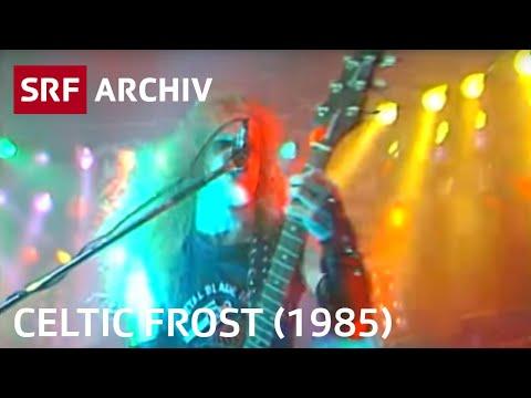Celtic Frost im Schweizer Fernsehen (1985)