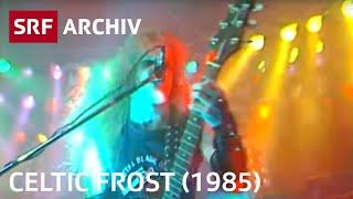 Celtic Frost im Schweizer Fernsehen (1985) | SRF Archiv