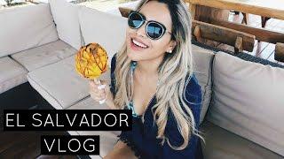 EL SALVADOR - PLAYA EL TUNCO