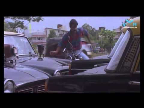 Aryan Movie - Sarath Saxena Best Scene